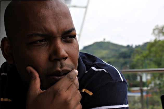 El rol Afro en el cine colombiano: Johnny Hendrix Hinestroza.