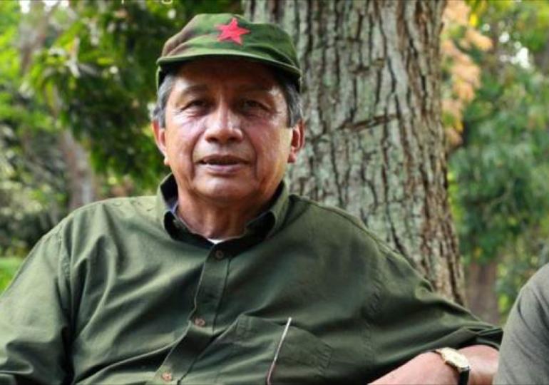 Guerrillero muerto en bombardeo era parte de delegación de paz y desarrollaba labores pedagógicas