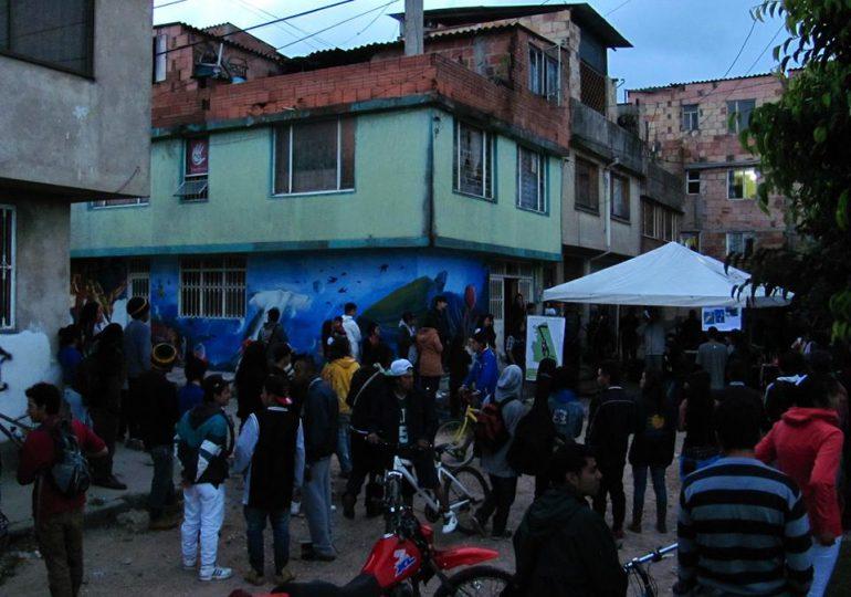 Casa cultural 18 de diciembre en Suba podría ser desalojada