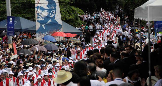 Beato Monseñor Romero dignifica los mártires en América Latina