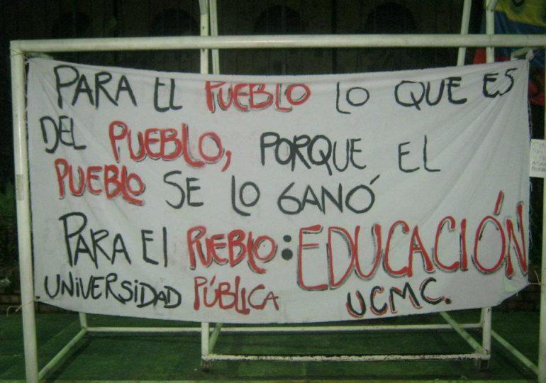 Paramilitares amenazan a estudiantes de la Universidad Colegio Mayor de Cundinamarca