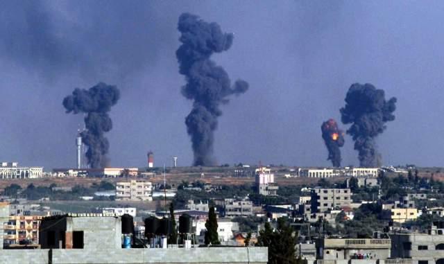 Israel vuelve a bombardear Gaza