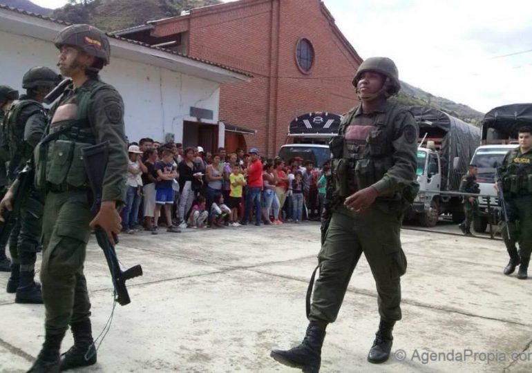 Gobierno no escuchó a la comunidad, fuerza pública se tomará El Mango, Cauca