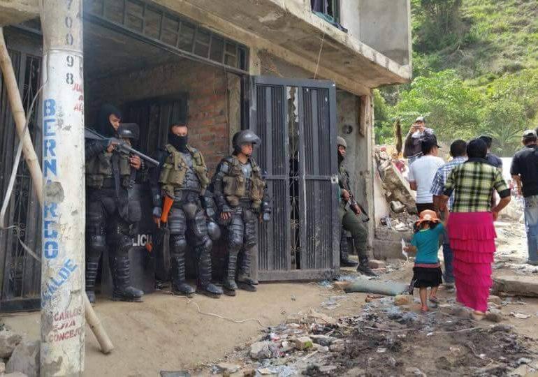 Policía y comunidad de El Mango, Cauca logran acuerdo temporal