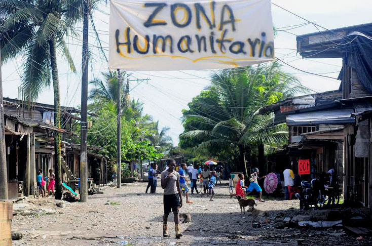 Amenazan de muerte a líder social de CONPAZ en Buenaventura