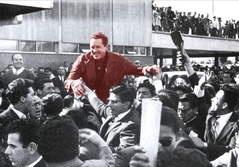 Hacia la conmemoración de los 50 años de la muerte de Camilo Torres
