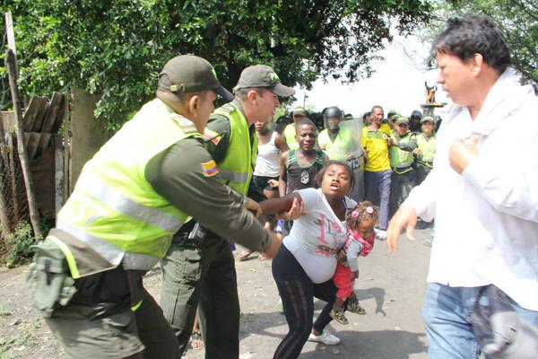 """Con Plan Jarillón """"no hay reubicación, hay desalojo y despojo del territorio"""""""