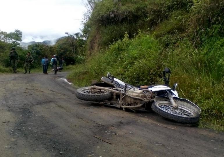 Militares asesinan a campesino de resguardo indígena en Inzá, Cauca