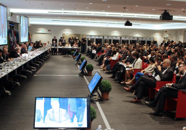 Las cooperativas agrícolas Italianas del postconflicto colombiano