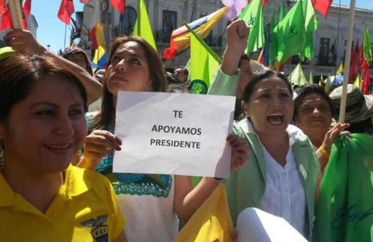 Las reformas de Rafael Correa para redistribuir la riqueza