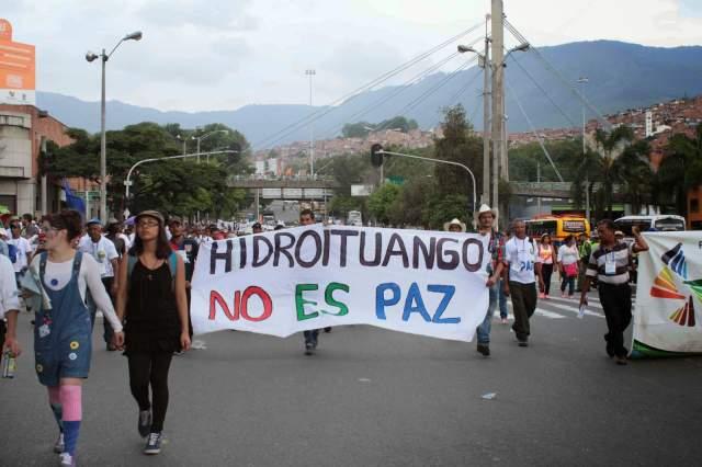 Movimiento Ríos Vivos nuevamente es blanco de amenazas