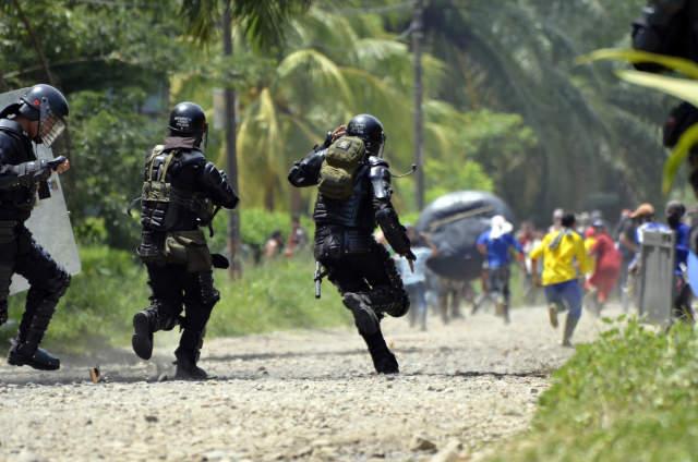 Nuevo Código de Policía es dictatorial y viola DDHH: Alberto Yepes