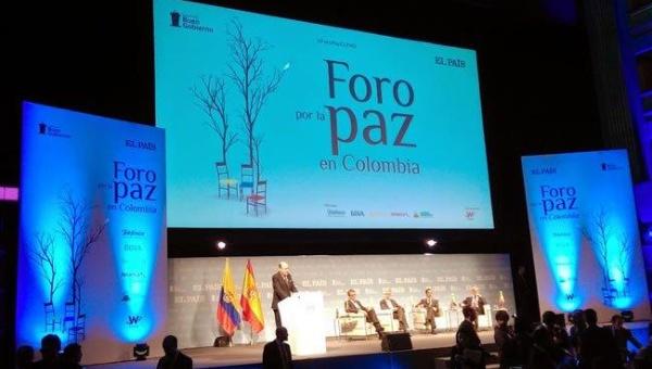 La paz en Colombia es fundamental para la tranquilidad de la región
