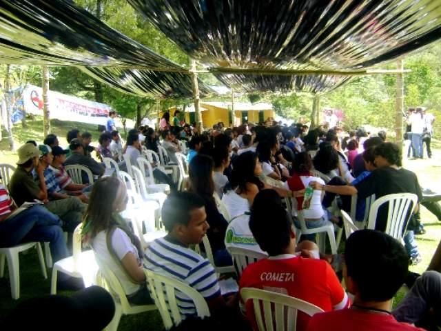 Juventudes de Bogotá en convergencia por la construcción de la paz