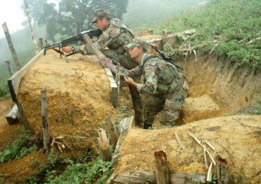 Enfrentamiento entre Ejército y FARC deja a dos civiles gravemente heridos