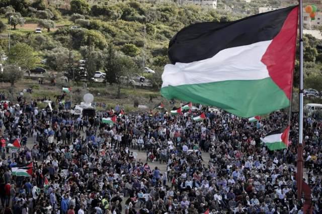 """Palestina """"ha escogido buscar justicia y no venganza"""""""