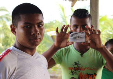 Historias de los jóvenes de Curvaradó y Cacarica a través de la fotografía