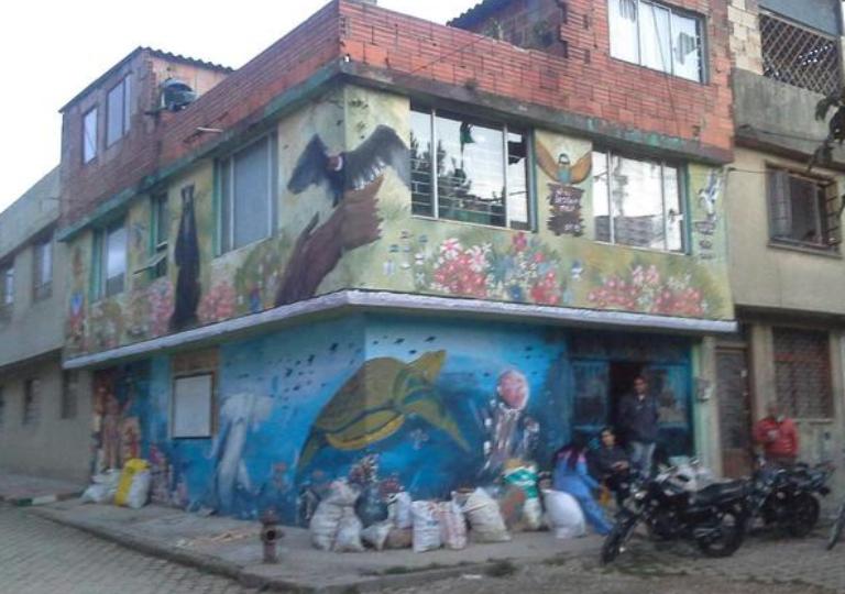 """En libertad 11 detenidos tras desalojo de Casa """"18 de Diciembre"""" de Suba"""