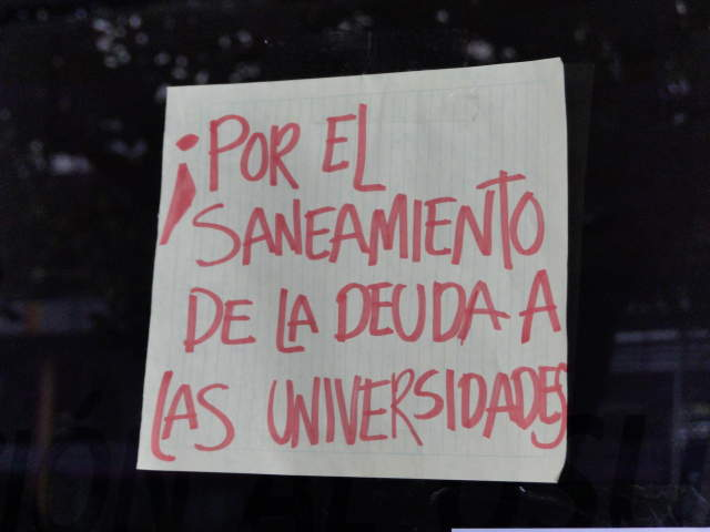 """Ranking de universidades es para regular el mercado"""