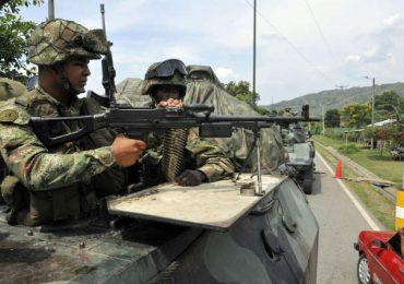 """Ejército quería que Ariolfo Sánchez fuera un """"falso positivo"""": Comunidad de Anori, Antioquia"""