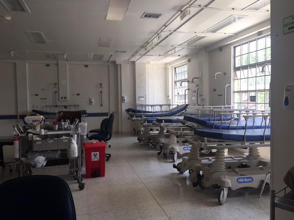 7 departamentos del país se quedarían sin el único Hospital de 3er nivel