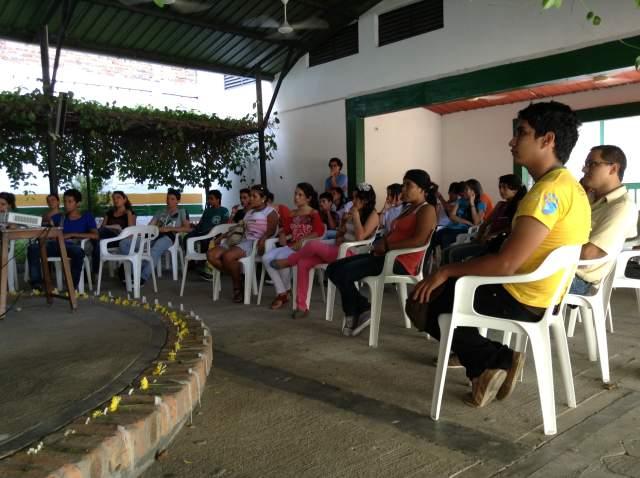 El movimiento juvenil latinoamericano realizará Brigada hacia El Mango, Cauca