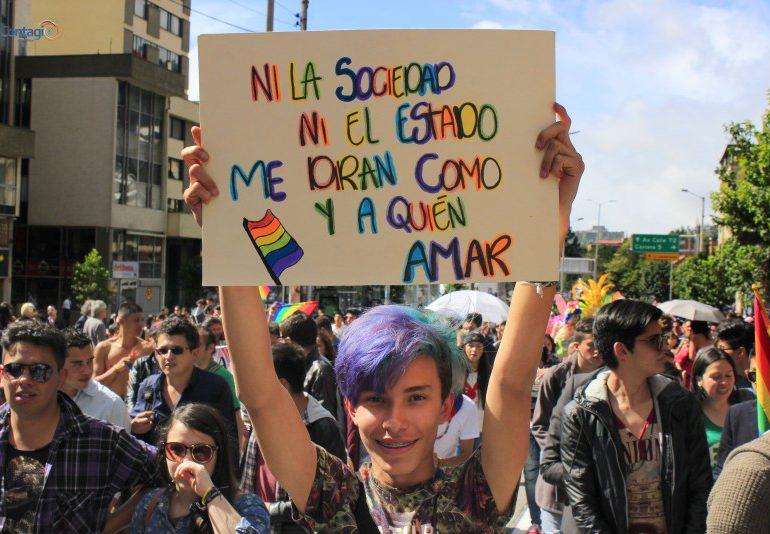 """""""Sociedad colombiana no está preparada para afrontar la diversidad sexual"""": Marcela Sánchez"""