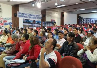 Gira del Movimiento Ríos Vivos denuncia problemáticas en torno a proyectos hidroeléctricos