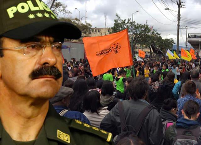 Grl. Palomino hace graves señalamientos contra jóvenes procesados y abogados defensores