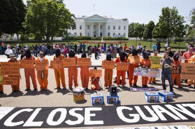 CIDH reitera el llamado a cerrar prisión de Guantánamo.