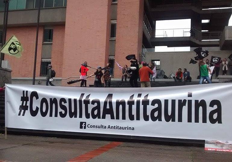 Tribunal de Cundinamarca avaló consulta popular sobre corridas de toros en Bogotá