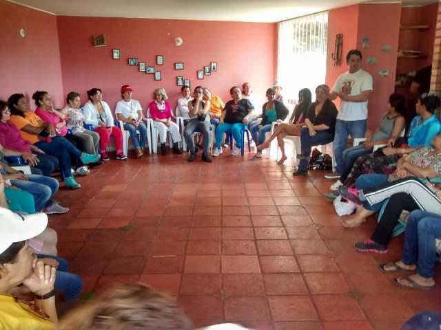 Reconocimiento al CPDH por sus Escuelas de Paz en clave de justicia transicional