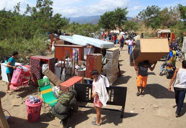 1088 colombianos han sido repatriados de Venezuela según OCHA