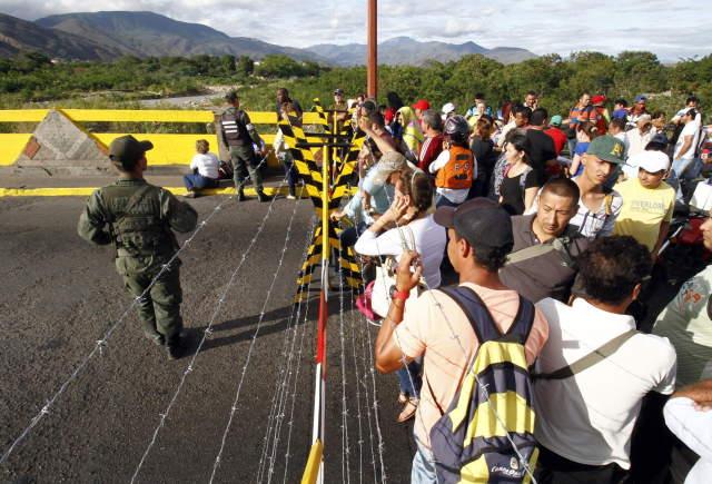 Crisis fronteriza con Venezuela no puede debilitar el proceso de paz