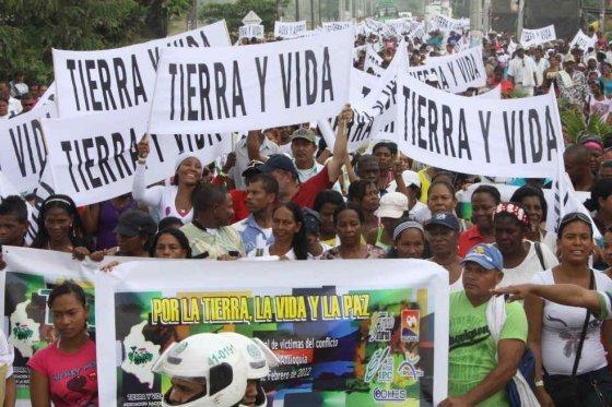 Impunidad, persecución y amenazas fue lo que encontró Caravana Internacional de Juristas