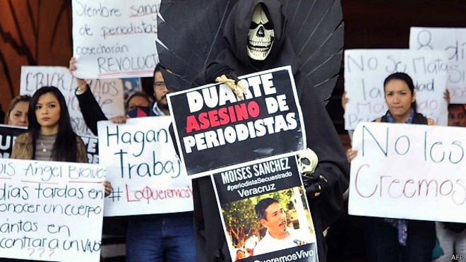 Asesinato de Juan Santos es un nuevo ataque contra la libertad de expresión en México