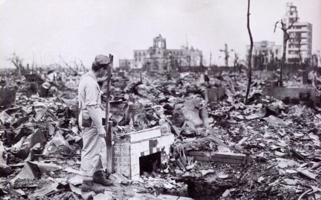 ResidentialStreetInHiroshimaAfterA-Bombing