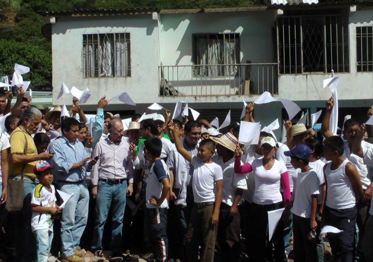 """Este fin de semana se realizó brigada humanitaria en """"el Mango"""""""