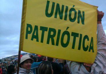 Continúa persecución política contra la UP