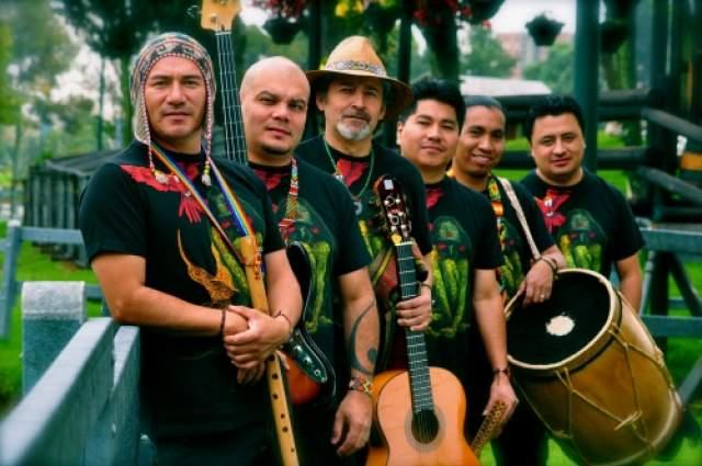 Noche de Concierto con el Grupo Putumayo en Bogotá