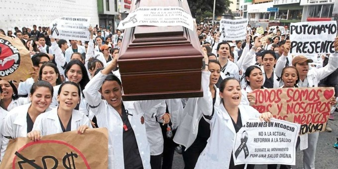 Anualmente se presentan 118.000 tutelas por el derecho a la salud en Colombia