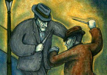 """""""El puñal"""" - 116 años del natalicio de Borges"""