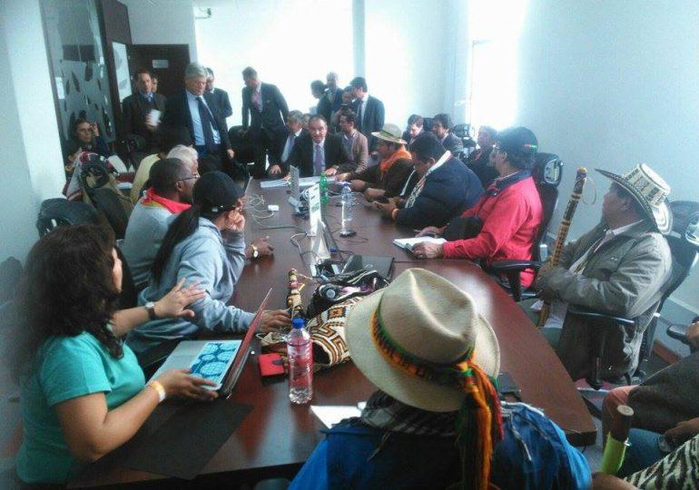 Estos fueron los acuerdos pactados entre la Cumbre Agraria y MinAgricultura