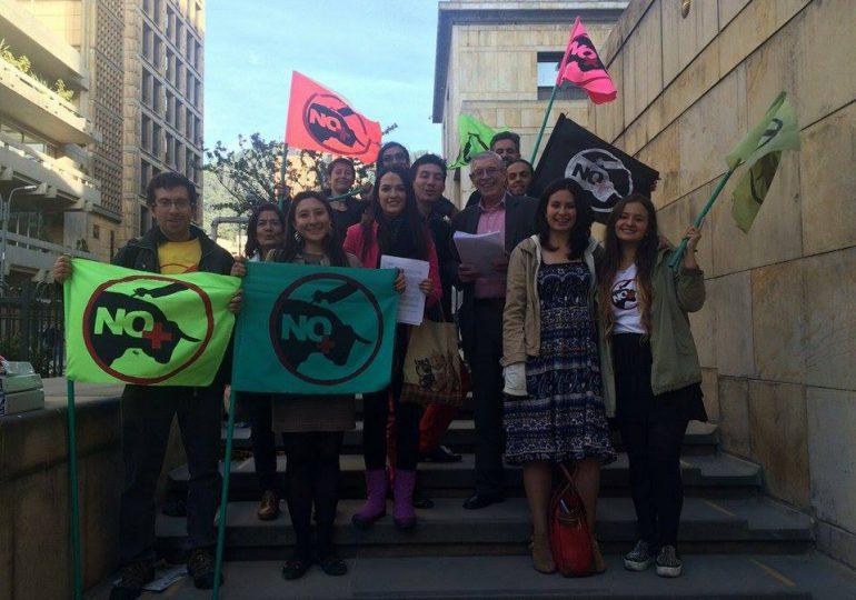 Animalistas piden nulidad de fallo que suspendió consulta antitarina