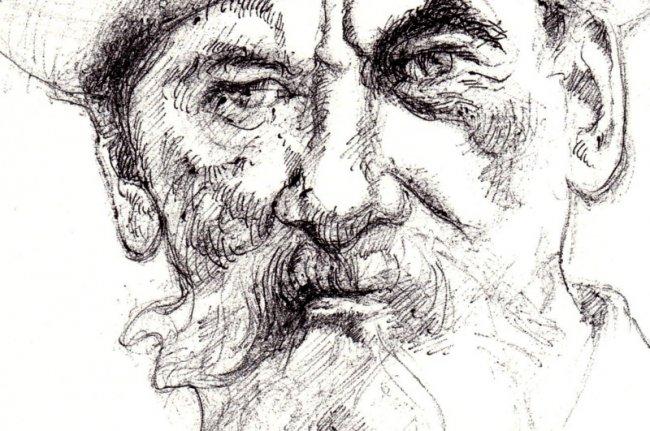 """León Tolstoi, """"La repartición de la herencia"""""""