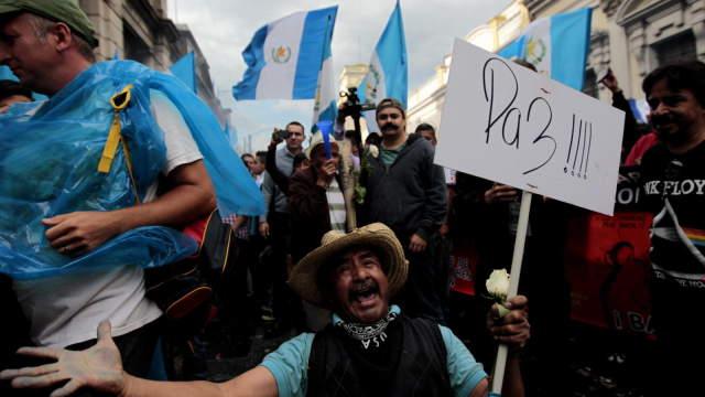 """""""Guatemala ya despertó"""" pero vienen grandes retos"""