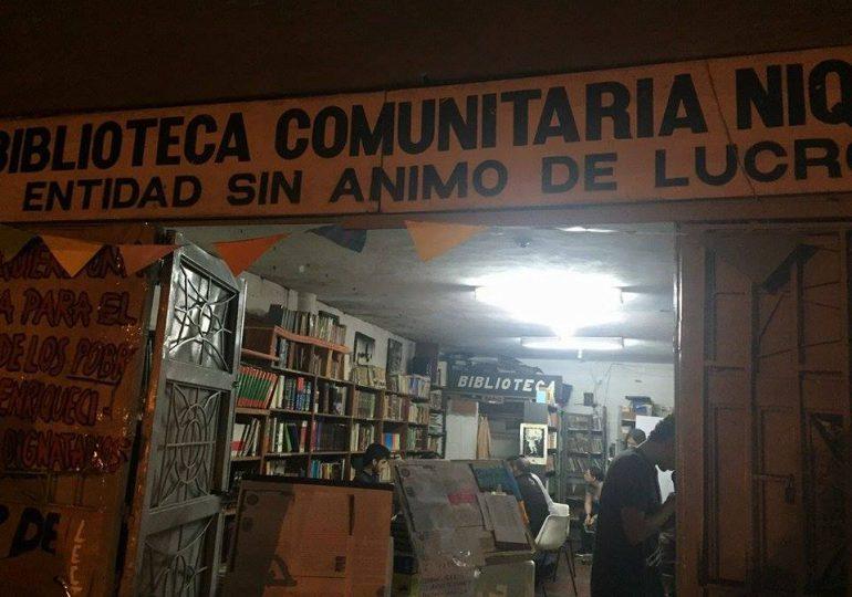 Fallo avala destrucción de biblioteca comunitaria en Bello, Antioquia