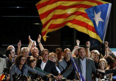 Cataluña: partidos independentistas ganaron elecciones del parlamento regional