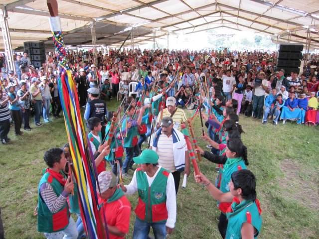 Sectores sociales e indígenas rechazan detención del líder indígena Feliciano Valencia