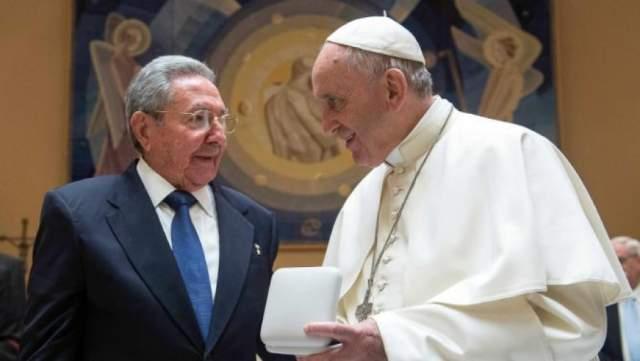 Cuba libera 3522 presos como gesto humanitario previo a visita de papa Francisco